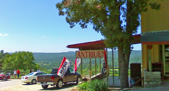 Castle Antiques at Inspiration Point