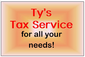 Ty's Tax Service